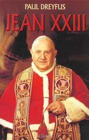Jean Xxiii - Intérieur - Format classique