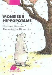Monsieur Hippopotame - Intérieur - Format classique