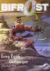 Revue Bifrost N.20 ; Greg Egan : Océanique - Intérieur - Format classique
