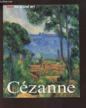 Les Minis Du Grand Art ; Cezanne - Couverture - Format classique
