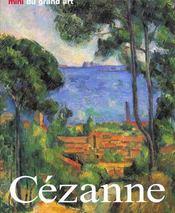 Les Minis Du Grand Art ; Cezanne - Intérieur - Format classique