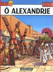 Alix T.20 ; ô Alexandrie - Intérieur - Format classique