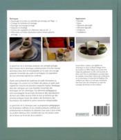 Le grand livre de la céramique ; outils et techniques d'aujourd'hui - 4ème de couverture - Format classique