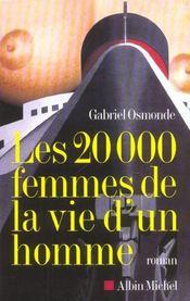 Les 20 000 femmes de la vie d'un homme - Intérieur - Format classique