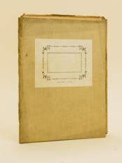 Suites orthogonales. Cours de M. Montel 1939 [ Notes de cours manuscrite rédigée par élève de l'Ecole Normale Supérieure ] - Couverture - Format classique