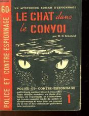 Le Chat Dans Le Convoi - Couverture - Format classique