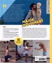 Major mouvement ; 10 clés pour un corps en bonne santé ; un super kiné pour vous aider ! - 4ème de couverture - Format classique