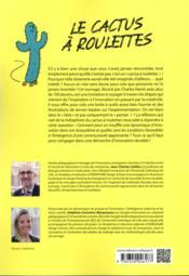 Le cactus à roulettes ; comment innover par intelligence co-élaborative ? - 4ème de couverture - Format classique