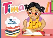 Tima t.3 ; Tima travaille - Couverture - Format classique