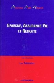 Epargne, Assurance-Vie Retraite - Couverture - Format classique