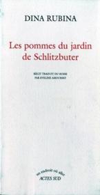 Pommes Du Jardin De Schlitzbuter - Couverture - Format classique