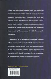 Pensez Grand ; Vous Aussi Vous Avez Droit Au Boheur Et A La Richesse - 4ème de couverture - Format classique