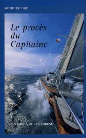 Proces du capitaine - Couverture - Format classique