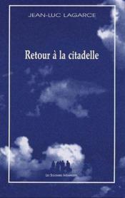 Retour A La Citadelle - Couverture - Format classique