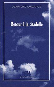 Retour A La Citadelle - Intérieur - Format classique