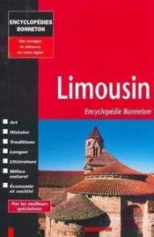 Encyclopedies Regionales ; Limousin - Couverture - Format classique