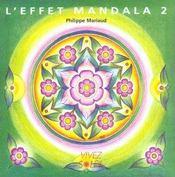 Effet Mandala 2 - Intérieur - Format classique