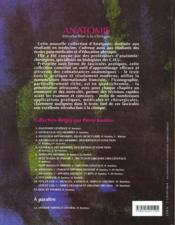 Anatomie ; introduction a la clinique ; t.5 vaisseaux des membres - 4ème de couverture - Format classique
