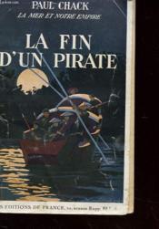 La Mer Est Notre Empire - La Fin D'Un Pirate - Couverture - Format classique