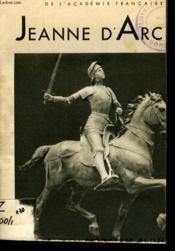 Jeanne D'Arc La Pucelle D'Orleans - Couverture - Format classique