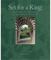 Set For A King /Anglais - Couverture - Format classique