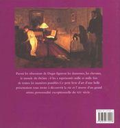 Degas - 4ème de couverture - Format classique