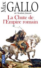 La chute de l'Empire romain - Couverture - Format classique