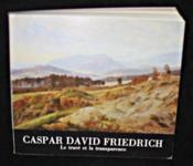 Caspar David Friedrich, le tracé et la transparence - Couverture - Format classique