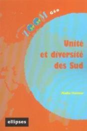 Unite Et Diversite Des Sud - Couverture - Format classique