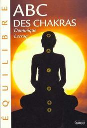 Abc des chakras - Intérieur - Format classique
