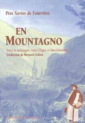 En Mountagno - Couverture - Format classique