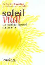 Soleil vital - Intérieur - Format classique