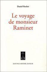 Le voyage de monsieur raminet - Couverture - Format classique