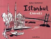 Istanbul carnets - Intérieur - Format classique