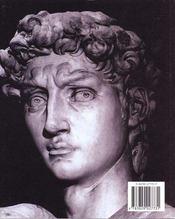 Les Minis Du Grand Art ; Michel-Ange - 4ème de couverture - Format classique