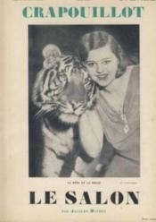 Le crapouillot / mai 1934 - Couverture - Format classique