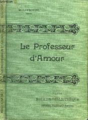 Le Professeur D'Amour. - Couverture - Format classique