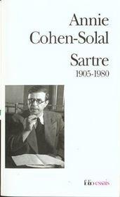 Sartre (1905-1980) - Intérieur - Format classique