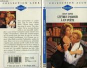 Lettres D'Amour A Un Poete - Phantom Lover - Couverture - Format classique