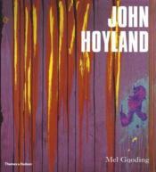 John hoyland - Couverture - Format classique