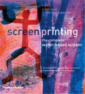 Screenprinting (paperback) - Couverture - Format classique