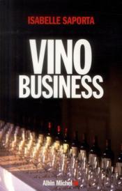 Vino business - Couverture - Format classique