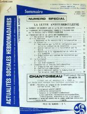 Actualites Socielaes Hebdomadaires - Bulletin D'Etudes, D'Information Et De Documentation Sociales Et Medico-Sociales - Lot De 21 Numeros - Couverture - Format classique
