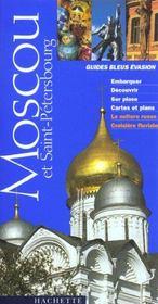 Moscou Et Saint-Petersbourg - Intérieur - Format classique