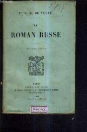 Le Roman Russe / 2e Edition. - Couverture - Format classique
