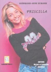 Priscilla - Couverture - Format classique