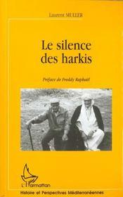 Le Silence Des Harkis - Intérieur - Format classique