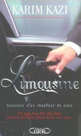 Limousine souvenirs d'un chauffeur de stars - Intérieur - Format classique