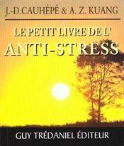Le petit livre de l'anti-stress - Intérieur - Format classique