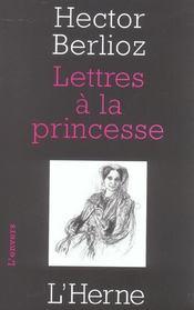Lettres a la princesse - Intérieur - Format classique